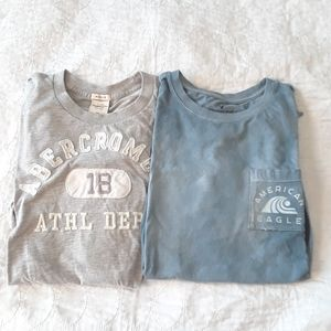 NWOT MEDIUM ABERCROMBIE FITCH MENS TSHIRTS